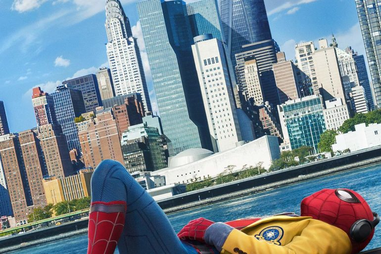 spiderman homecoming poster 3