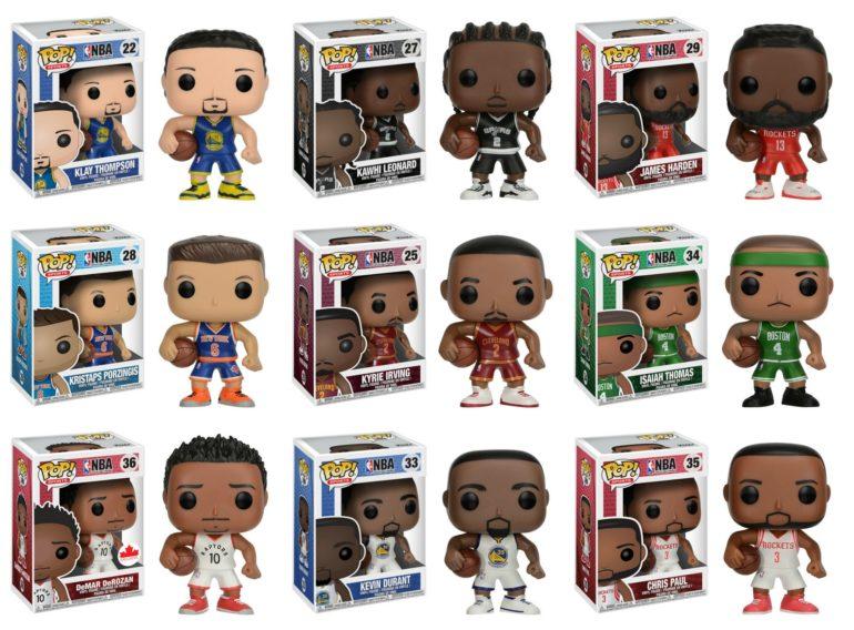 NBA Collage