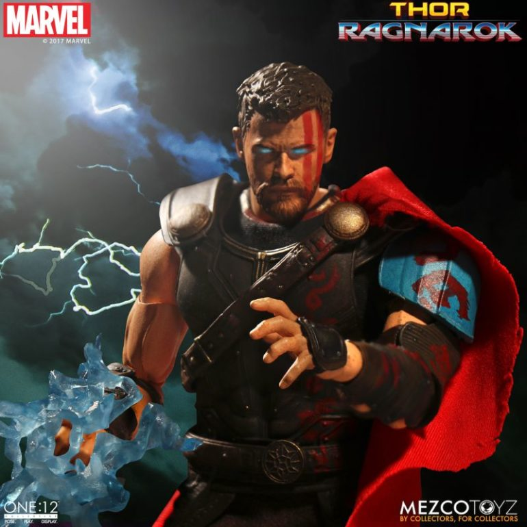 Mezco Thor Ragnarok 8