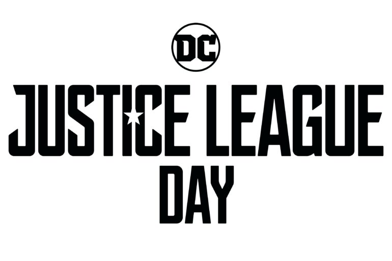 JusticeLeague DAY logo