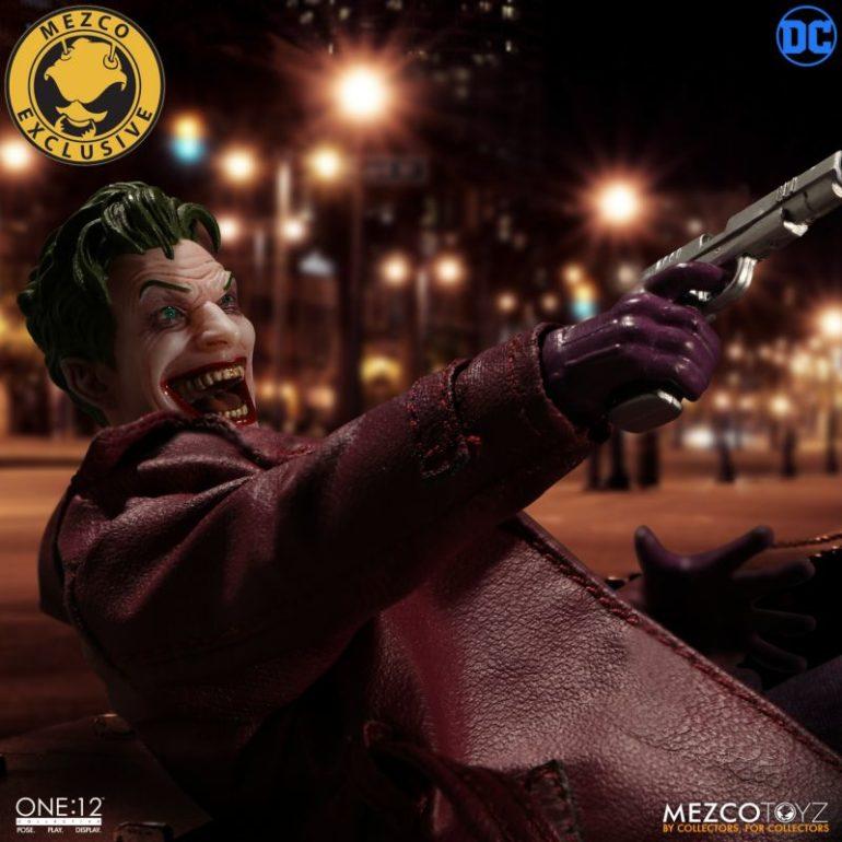 Mezco Joker 10