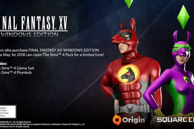 Final Fantasy XV - bonus