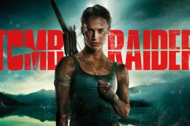Tomb Raider - movie poster