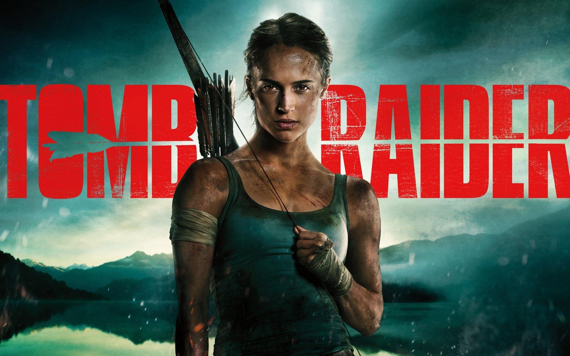 Slick S Nit Picks Tomb Raider Imax 2d 2018 Rage Works