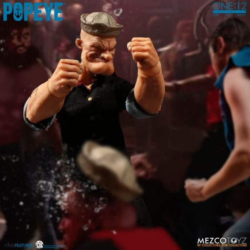 Mezco Popeye 13