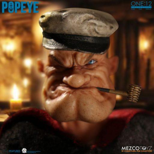 Mezco Popeye 14