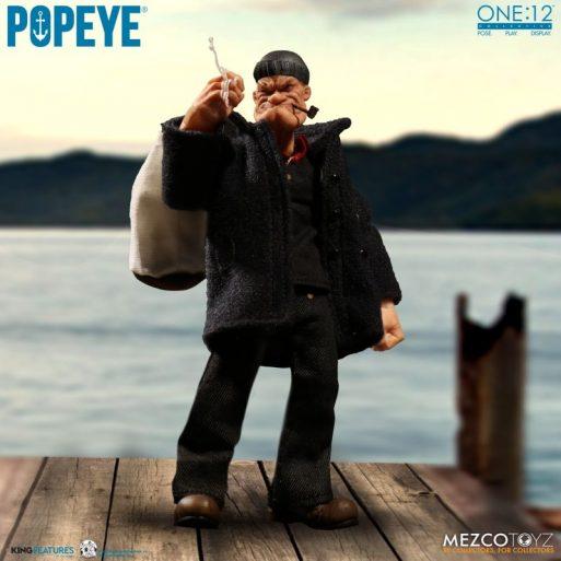 Mezco Popeye 15