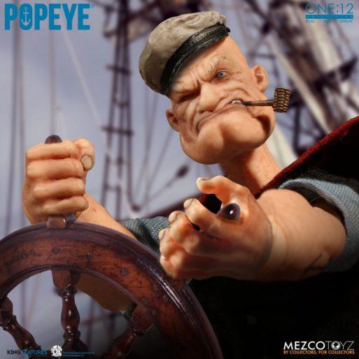 Mezco Popeye