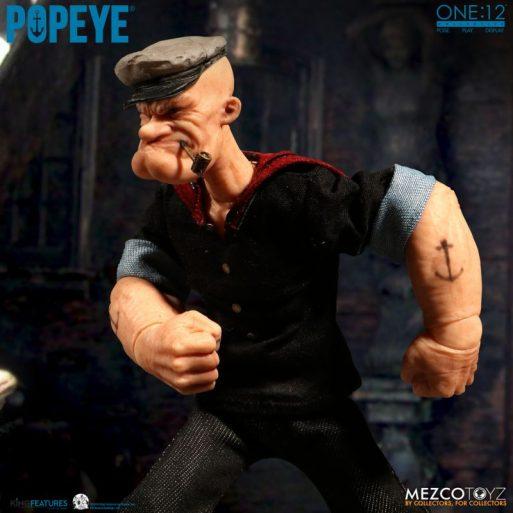 Mezco Popeye 1