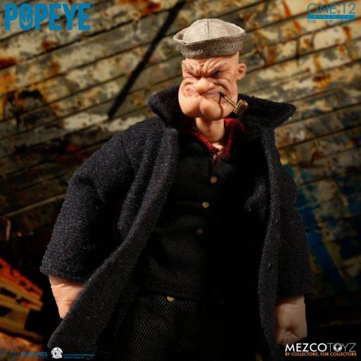 Mezco Popeye 4