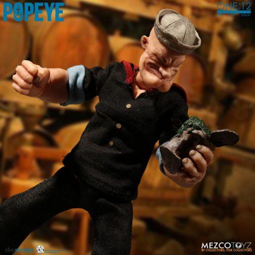 Mezco Popeye 5