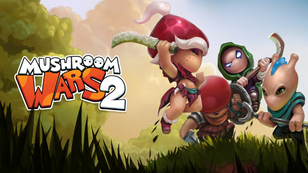 Mushroom Wars 2 - cover