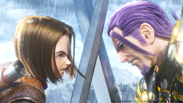 Dragon Quest XI - good vs evil