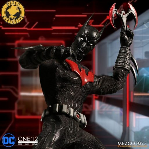 Mezco Batman Beyond 8