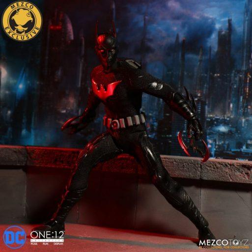 Mezco Batman Beyond 9
