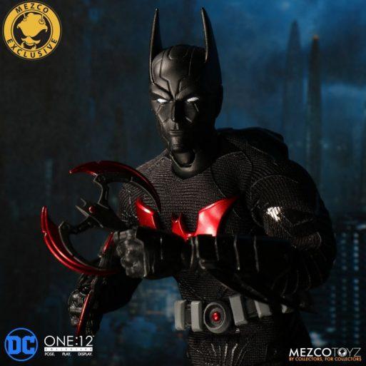 Mezco Batman Beyond 11