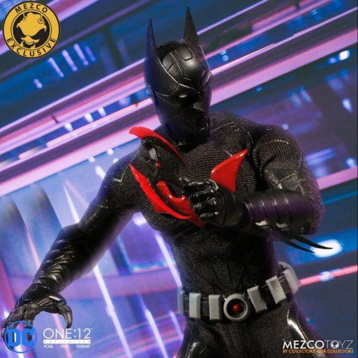 Mezco Batman Beyond 12