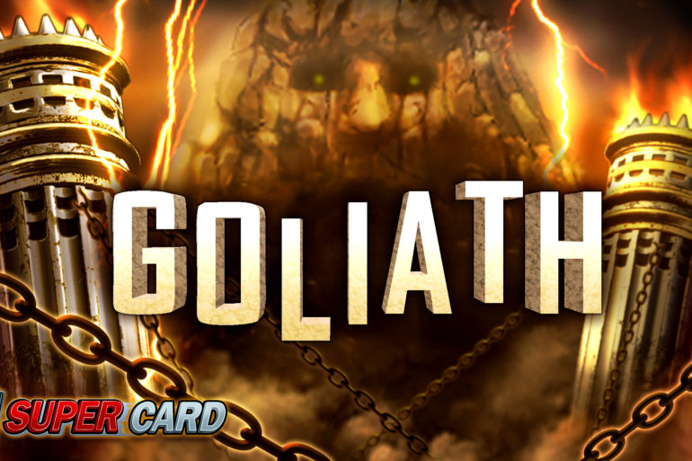 Goliath WWE SuperCard