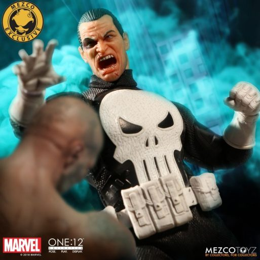 Mezco Punisher Special Ops 2