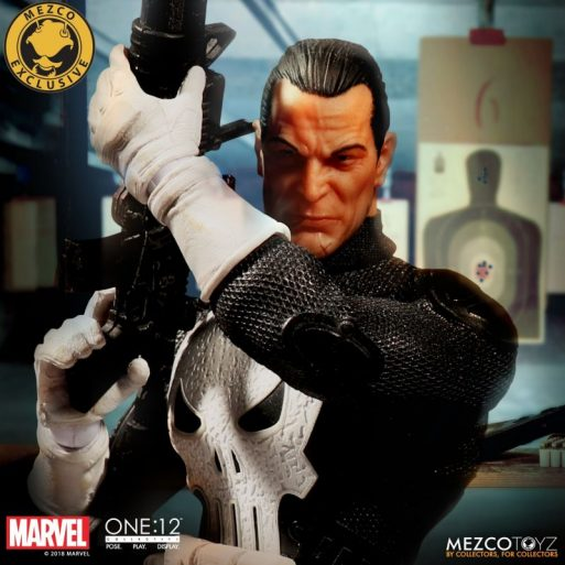 Mezco Punisher Special Ops 5