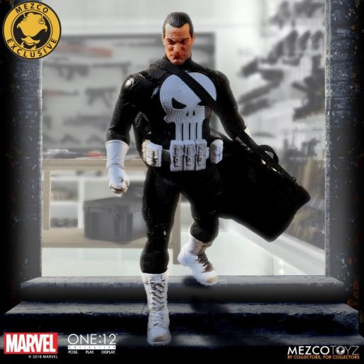 Mezco Punisher Special Ops 6