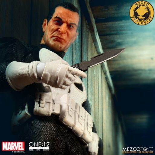 Mezco Punisher Special Ops 8