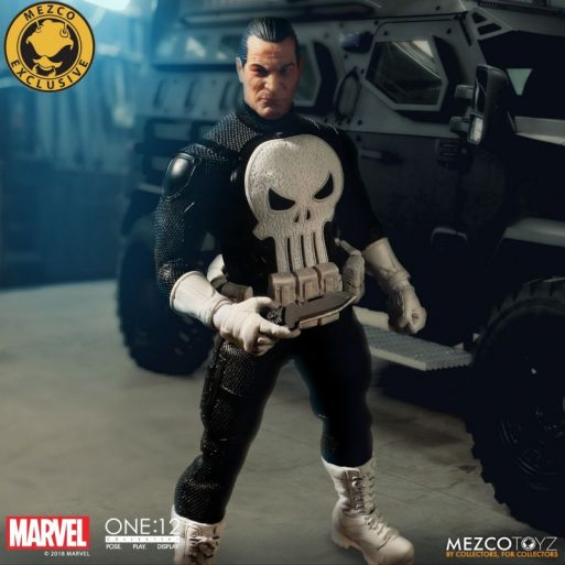 Mezco Punisher Special Ops 10