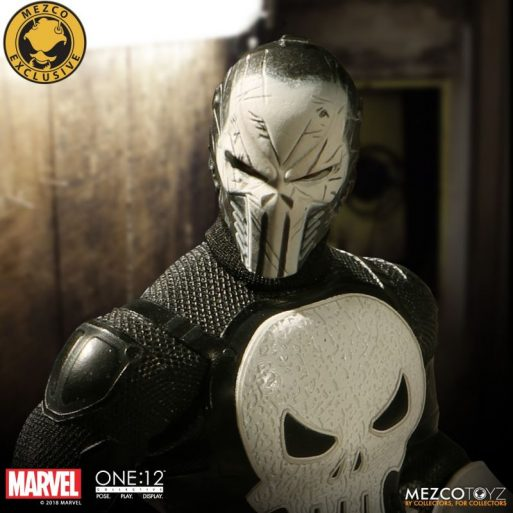 Mezco Punisher Special Ops 12