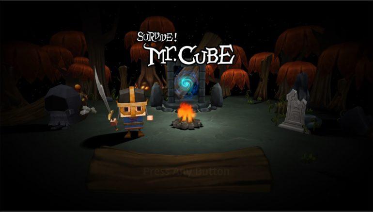 Survive! Mr.Cube - cover