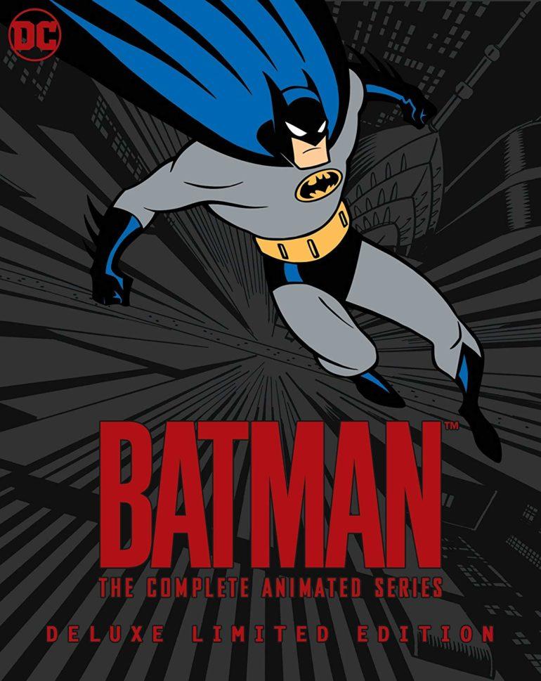 Batman TAS Blu Ray
