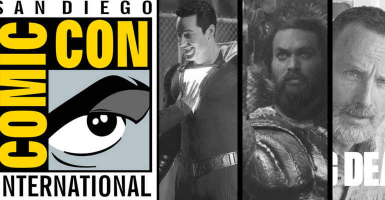 Trailers of SDCC 18