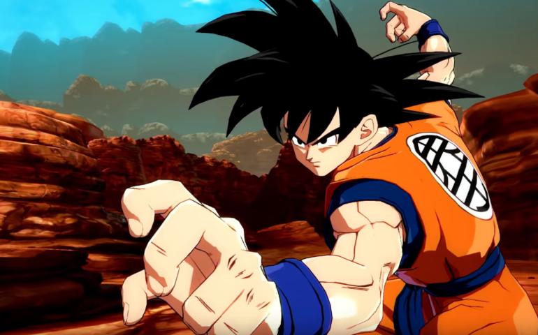Goku DBFZ