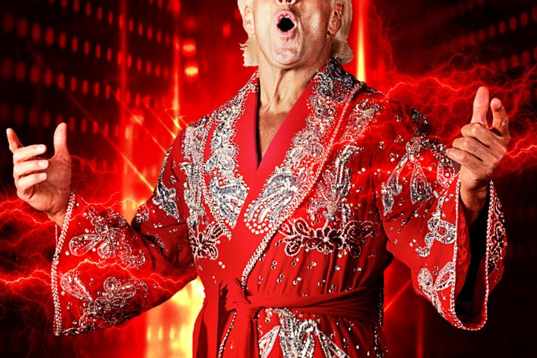 WWE2K19 Roster Ric Flair