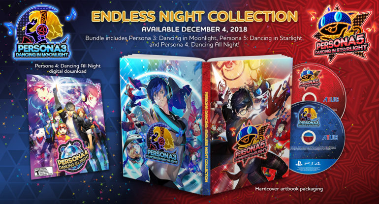 Persona Dancing: Endless Night Collection - glamshot