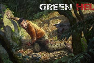 Green hell - logo