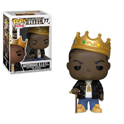 Biggie Crown Pop