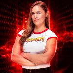 WWE2K19 Roster Ronda Rousey