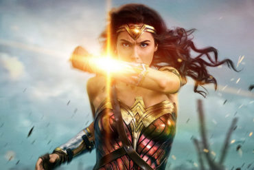Wonder Woman Slider