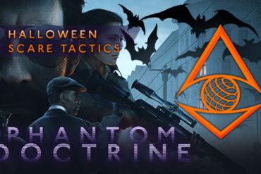 Phantom Doctrine - Halloween Scare Tactics DLC key art