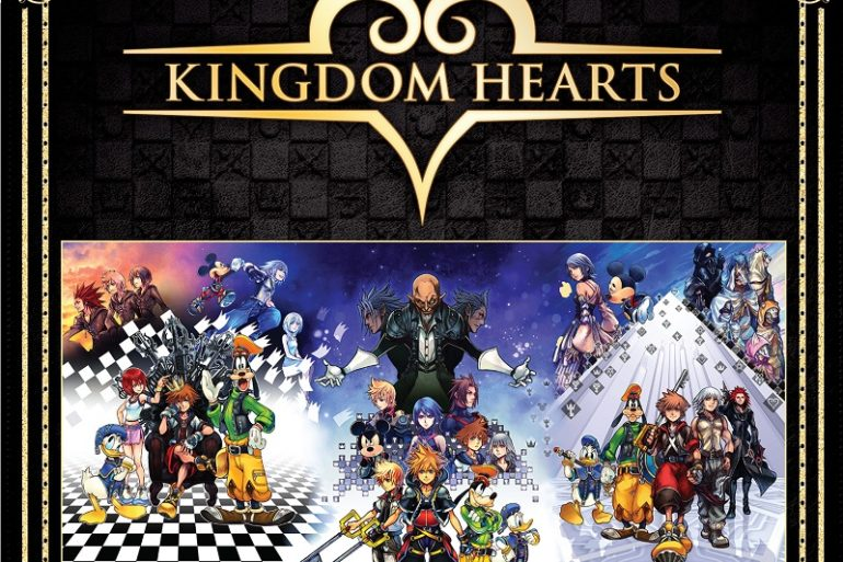 Kingdom Hearts -The Story So Far-