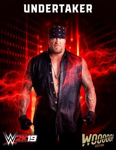 Wooooo Edition Undertaker