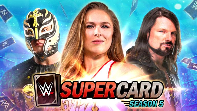 WWE SuperCard Season 5