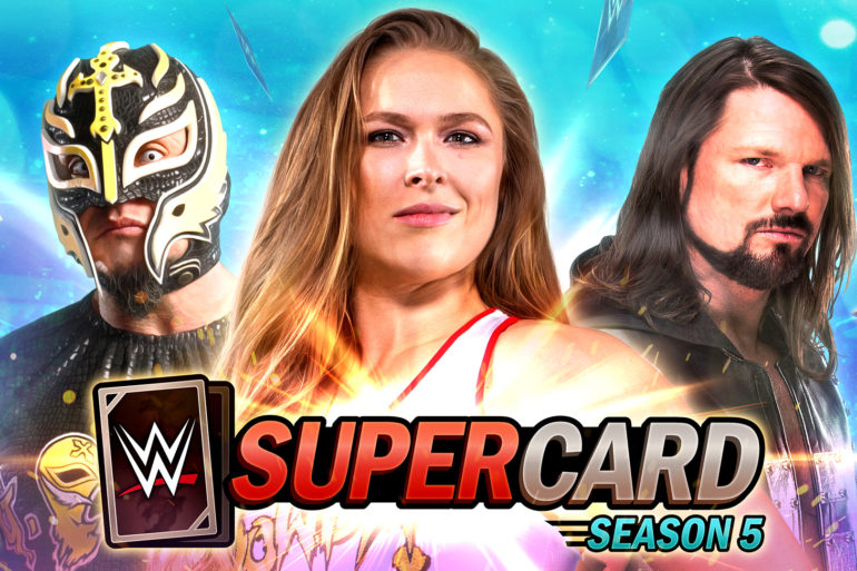 WWE SuperCard Season 5