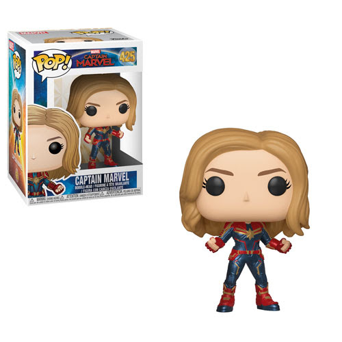 Funko CaptainMarvel 4