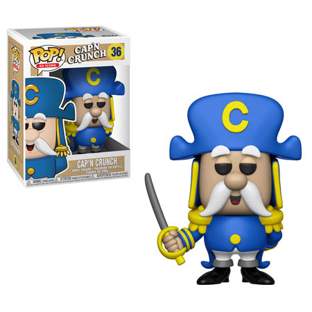 Capn Crunch Pop