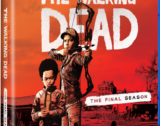 The Walking Dead: The Final Season - boxart