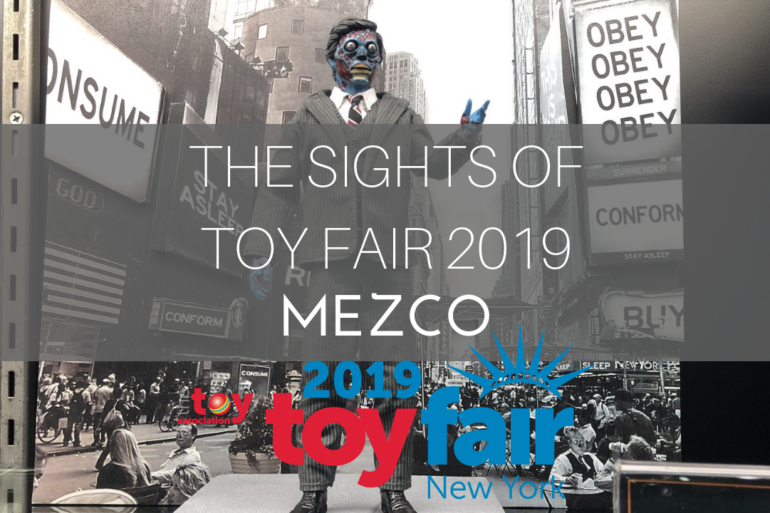 The Sights of Toy fair 2019