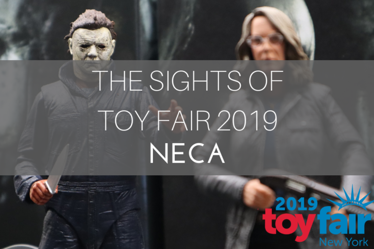 The Sights of Toy fair 2018 NECArev