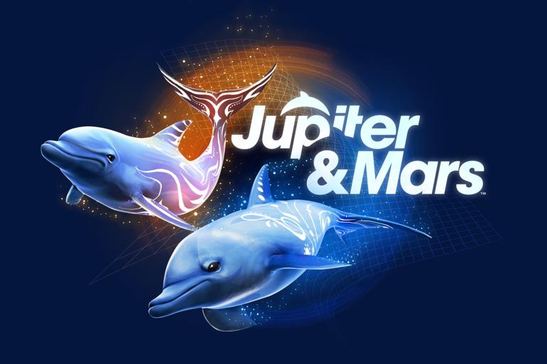 Jupiter & Mars - logo
