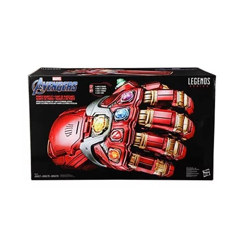 Avengers Endgame Gauntlet 5